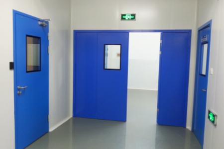 CD系列洁净室密闭门应用实例