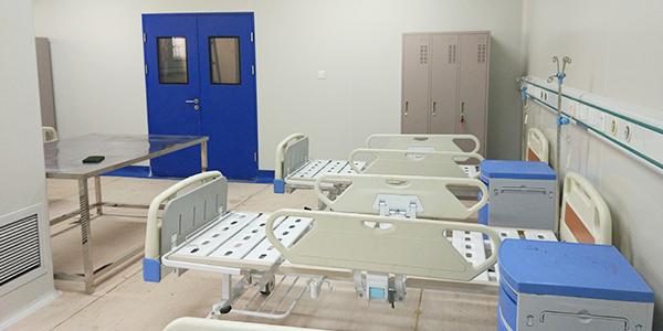 尼日利亚洁净手术室+ICU项目