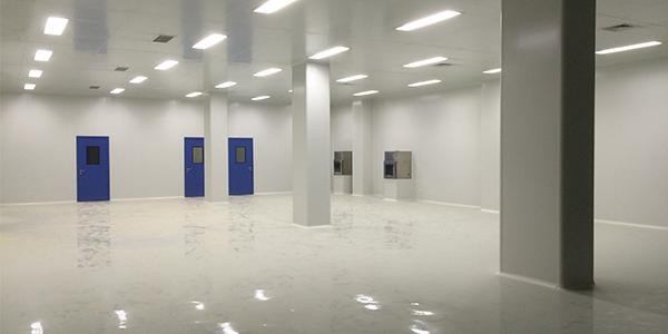尼日利亚药厂洁净室项目