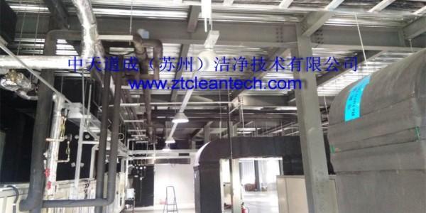 药厂洁净室注射用水管道和阀门的规格及选用