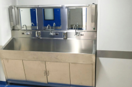 WS洗手池应用实例
