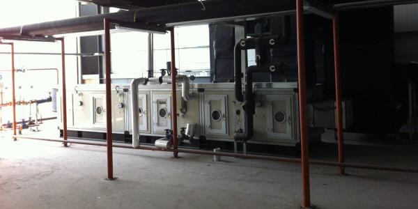 净化工程的空调系统自动控制与设备自带控制模式的对接和兼容